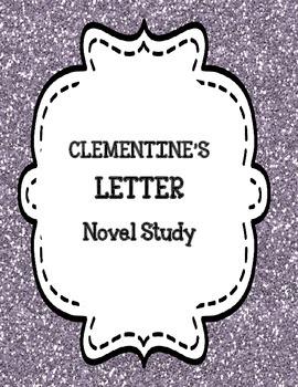 Clementine's Letter Novel Study