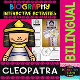 Cleopatra - Interactive Activities - Dual Language