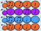 Clever Caterpillar Rhythm Erase - Level II