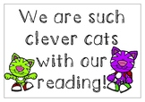 Clever Cats Reading Bump it Up Wall **All Clusters** **NSW Aligned**