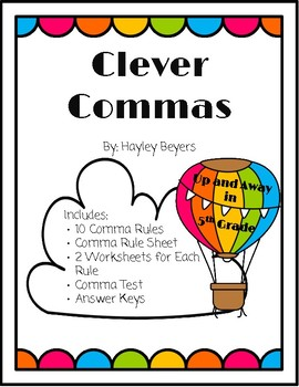 Clever Commas