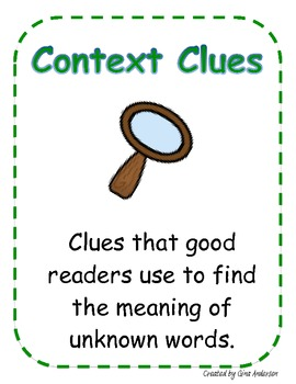 Clever Context Clues