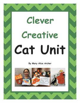 Clever Creative Cat Unit!