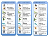 Clever Reading Strategies Bookmark