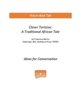 Clever Tortoise: Ideas for Conversation