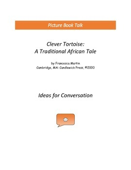 Clever Tortoise: Ideas for Conversation