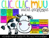 Clic, clac, muu! Vacas escritoras (Click, Clack, Moo Mini Unit)