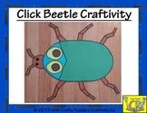 Click Beetle Craftivity
