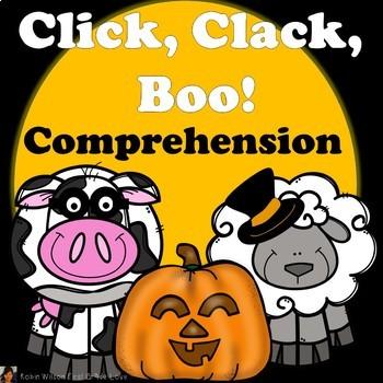 Click Clack BOO Comprehension Strategies