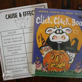 Click, Clack, Boo!