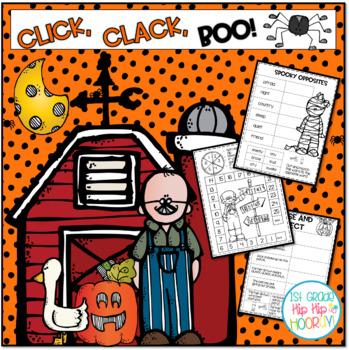 Doreen Cronin's Click Clack Boo...Literary Companion