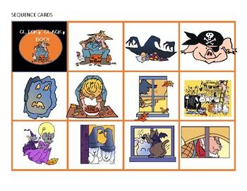 Click, Clack, Boo! Book Companion and Theme Pack