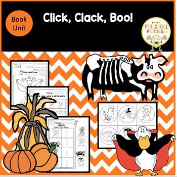 Click, Clack, Boo! Book Unit