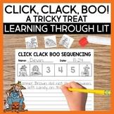 Click Clack Boo! Learning Through Literature Book Companion