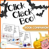 Click Clack Boo book companion