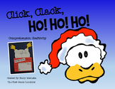 Click, Clack, HO! HO! HO! comprehension craftivity