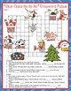 Click, Clack, Ho! Ho! Ho! Activities Cronin Crossword Puzzle and Word Searches