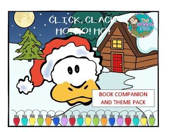 Click, Clack, Ho! Ho! Ho! Book Companion and Theme Pack