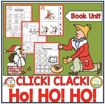 Click! Clack! Ho! Ho! Ho! Book Unit
