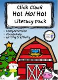 Click Clack Ho! Ho! Ho! Literacy Pack