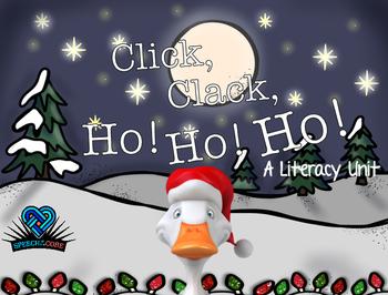 Click, Clack, Ho! Ho! Ho! Literacy Unit