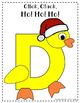 Click, Clack, Ho! Ho! Ho! Math, Literacy and Craftivity