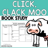Book Study: Click, Clack Moo