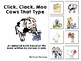 Click, Clack, Moo Adapted Book