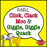 Click, Clack, Moo And Giggle, Giggle Quack (Speech Therapy