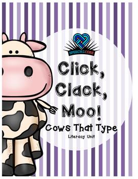 Click, Clack, Moo Book Companion