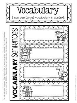 Click, Clack, Moo Cows That Type Journeys Interactive Unit 3, Lesson 11