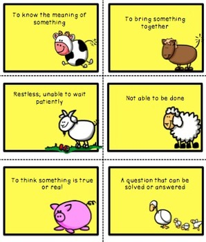 Click, Clack, Moo: Cows That Type (Journeys Second Grade Unit 3 Lesson 11)