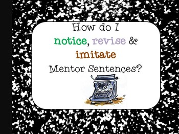 Click, Clack, Moo Cows That Type Interactive Mentor Sentence Teaching PowerPoint