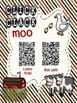Click, Clack, Moo: Cows That Type Printable Activity Booklet and QR Code Bundle