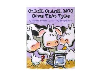 Click, Clack, Moo: Cows That Type Vocabulary