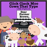 Click Clack Moo Cows That Type Book Companion