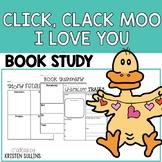 Book Study: Click Clack Moo I Love You