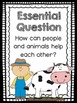Click, Clack, Moo Journeys 2nd Grade (Unit 3 Lesson 11) Supplemental Activities