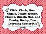 Click Clack Moo & More Learning Centers