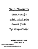 Click, Clack, Moo Newsletter