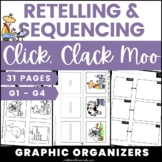 Click, Clack, Moo: Sequencing, Retelling & Summarizing Gra