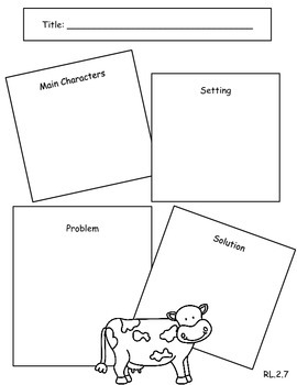 Click, Clack, Moo Supplemental Activities for Journey's Unit 3 Lesson 11