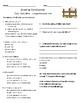 Click Clack Moo- Vocabulary & Comprehension Test - (Journeys)