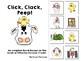 Click, Clack, Peep Adapted Book
