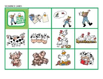 Click, Clack, Quack to School Book Companion and Theme Pack