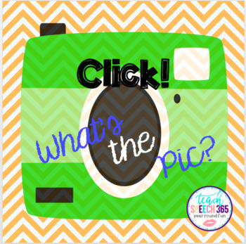 Click! What's the Pic?