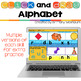 Click and Drag Practice with Alphabet Activities