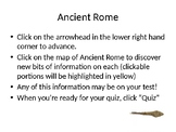 Click your way - Roman Geography (urbs)
