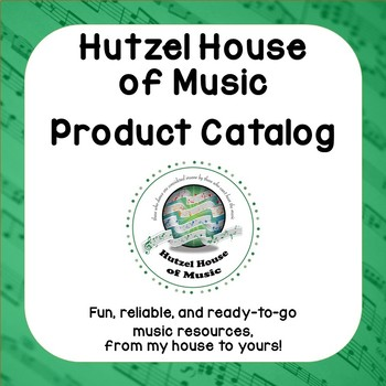 Clickable Product Catalog ~ Hutzel House of Music