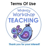 TOU and Clickable Resource List for Whimsy Workshop Teaching